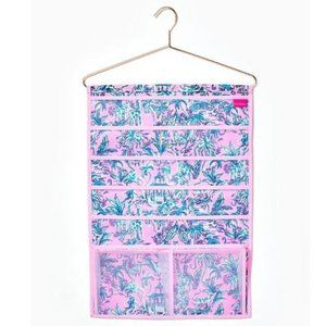 NWT Lilly Pulitzer Hanging Organizer Out of Office